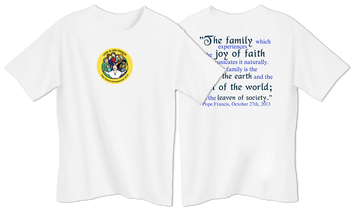 Love Is Our Mission Family Children's T-shirt