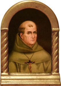 St. Junipero Serra Desk Shrine