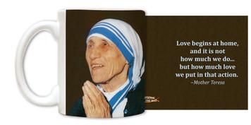Mother Teresa Mug