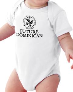Future Dominican Baby Onesie