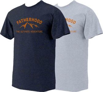Fatherhood: The Ultimate Adventure T-Shirt