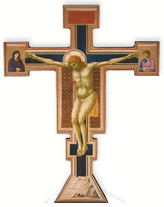 Giotto Crucifix Large Wall Cross