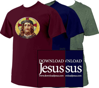 Download Jesus T-Shirt