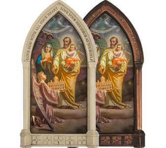 St. Joseph Patron of the Church Home Doorpost Blessing