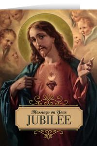 Sacred Heart Jubilee Greeting Cards