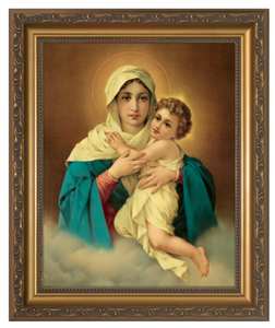 Schoenstatt Madonna Church-Sized Canvas Art