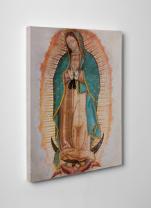 Our Lady of Guadalupe (Basilica) Gallery Wrapped Canvas