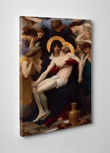 La Pieta Gallery Wrapped Canvas