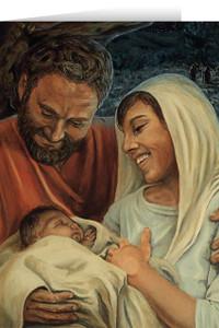 Nativity (Jenicke) Greeting Card