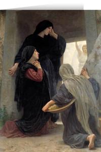 Women at the Tomb II Easter Season Greeting Card