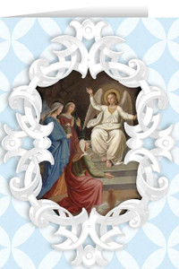 Women at the Tomb III Easter Season Greeting Card