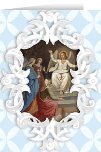 Women at the Tomb III Easter Season Greeting Card