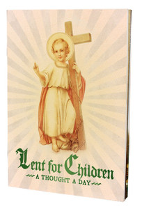 Lent for Children 40 day Devotional Booklet