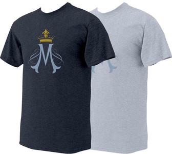 Marian Symbol Heather T-Shirt