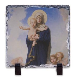 Notre Dame des Anges Square Slate Tile