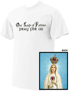 Our Lady of Fatima Value T-Shirt