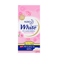 KAO White Soap Fresh Floral [Pink] - 1 BOX