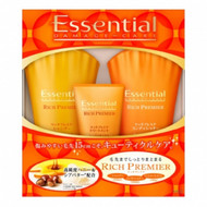 KAO Essential Damage Care - Rich Premier Hair Care Set [orange]