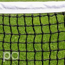 011107-Putterman 1352 3.5mm Tennis Net with center strap