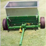 120102-Tru-Flow Top-Dresser Tow Spreader - 36""