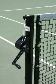 "020206-Douglas 2 7/8"" E-Z Tennis Net Posts"