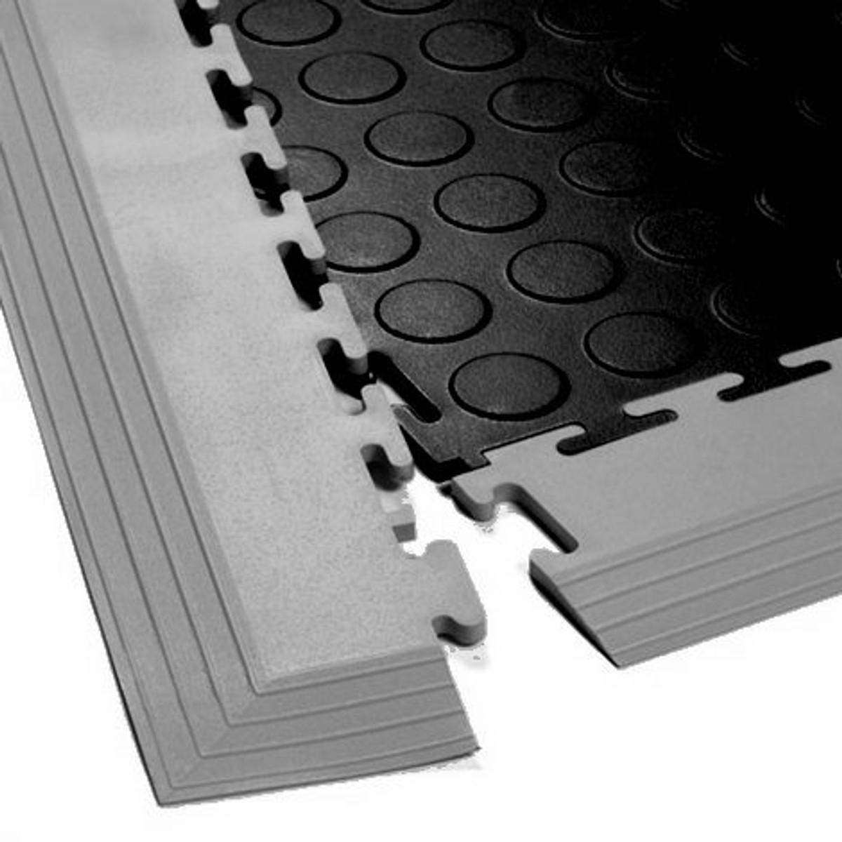 Flexi Tile Transition Edges For Industriall Smooth Texture