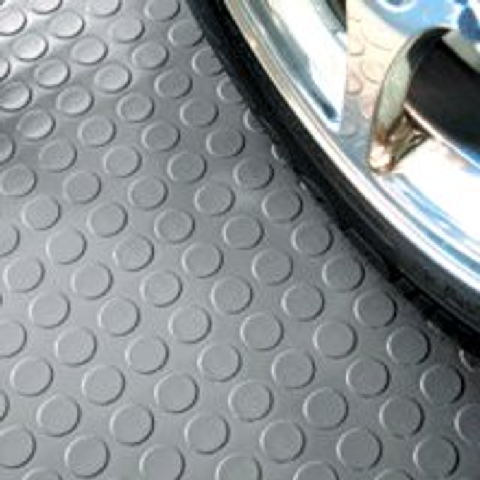 G-Floor Coin Pattern Roll Out Floor Covering
