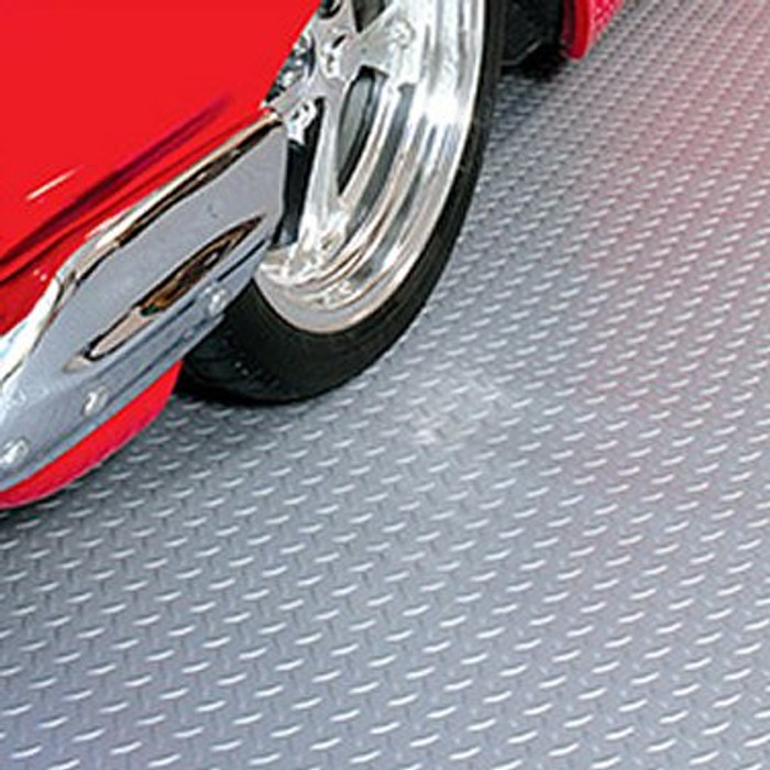 Diamond Tread Metallic