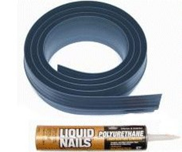 Tsunami Garage Door Threshold Kit