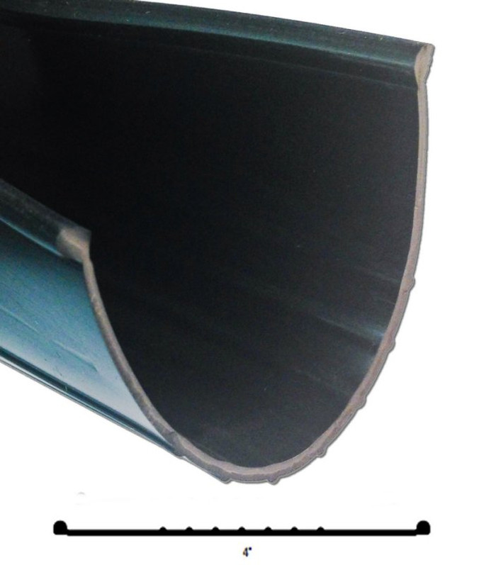 Wayne Dalton Door Seal P-End Replacement Vinyl Material