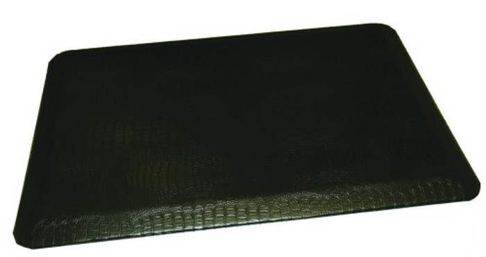 Comfort Craft Anti Fatigue Mat Crocodile Black
