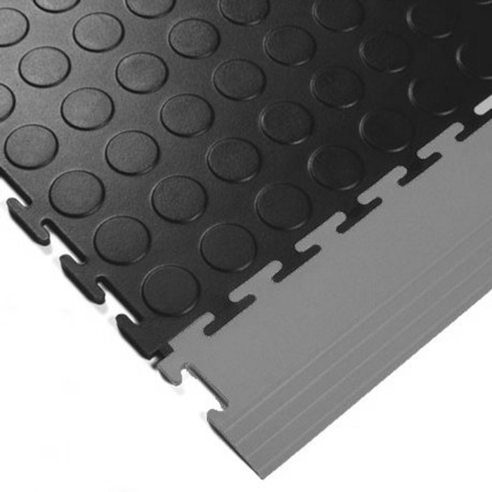 Flexi Tile Transition Edge 5MM (shown with coin tile)