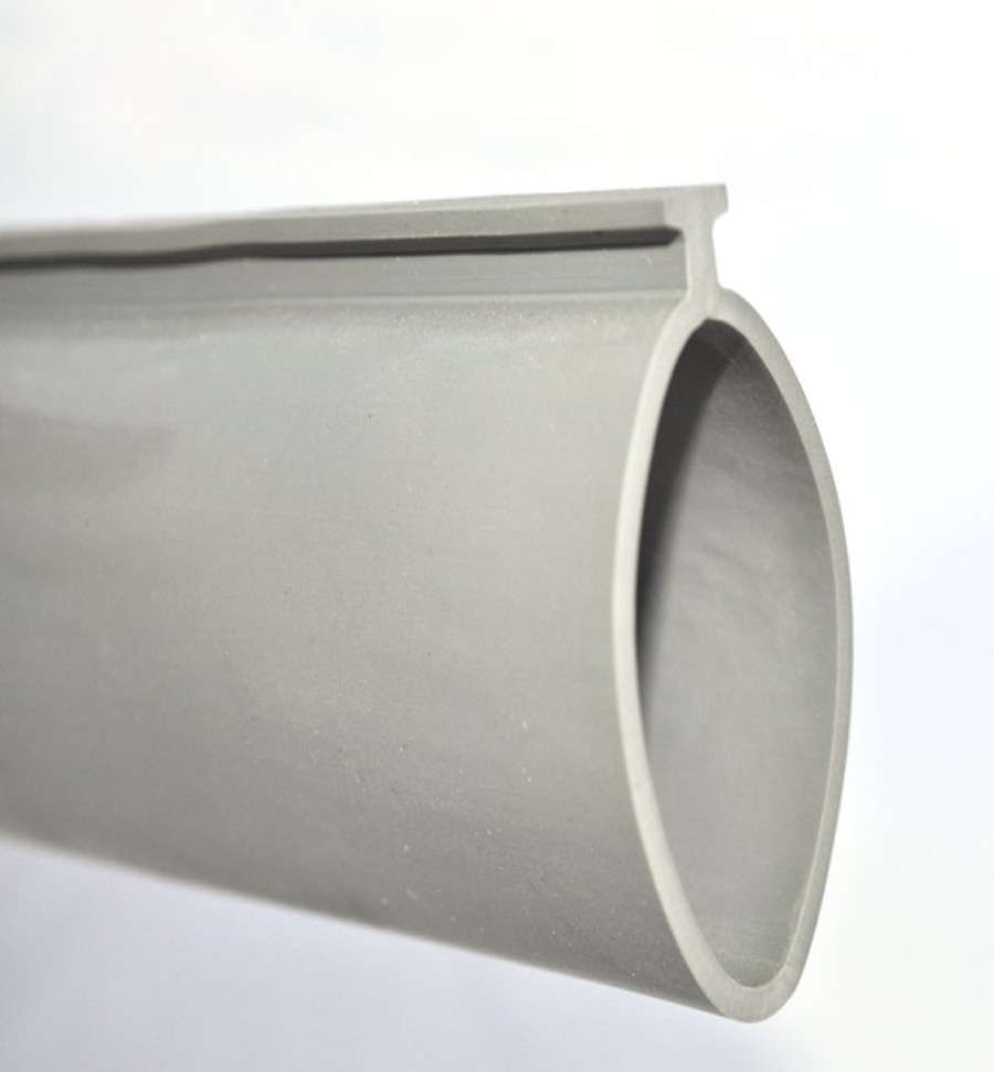 "T-Bulb Garage Door Bottom Seal by Elite-Xpressions available in 1.5"" or 1"" T"