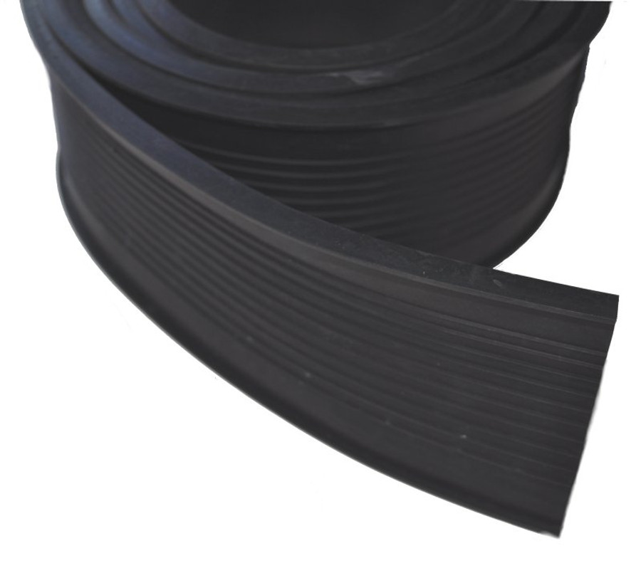 Rubber Garage Door Bottom Seal T-End