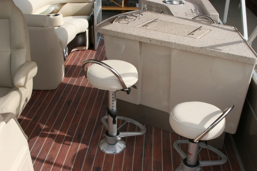 AquaTread Marine Flooring - All Teak