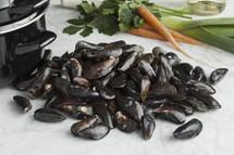 PEI Mussels - Per 2 LBS