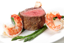 Sumptuous Surf and Turf Feast