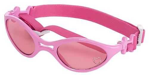 Pink Rubber Framed K9 Optix Pet Dog Sunglasses