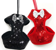 EasyGO Sequin Formal Dog Harness