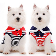 Sailor Boy Dog Tank