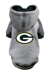 NFL Green Bay Packers Dog Hoodie