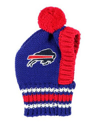 NFL Buffalo Bills Dog Knit Ski Hat