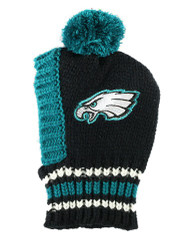 NFL Philadelphia Eagles Dog Knit Ski Hat