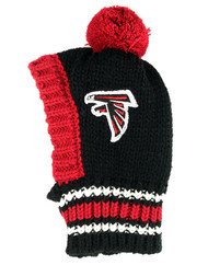 NFL Atlanta Falcons Dog Knit Ski Hat