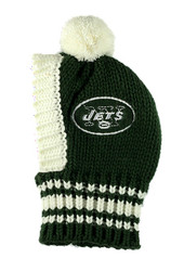 NFL New York Jets Dog Knit Ski Hat