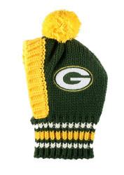 NFL Green Bay Packers Dog Knit Ski Hat