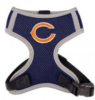 NFL Chicago Bears Mesh Dog Harnesses