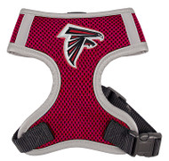 NFL Atlanta Falcons Mesh Dog Harnesses