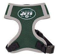 NFL New York Jets Mesh Dog Harnesses