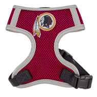 NFL Washington Redskins Mesh Dog Harnesses